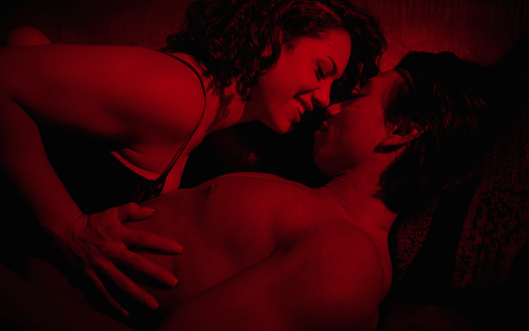 Sex guide: Learn how to build sexual tension and always get to third base